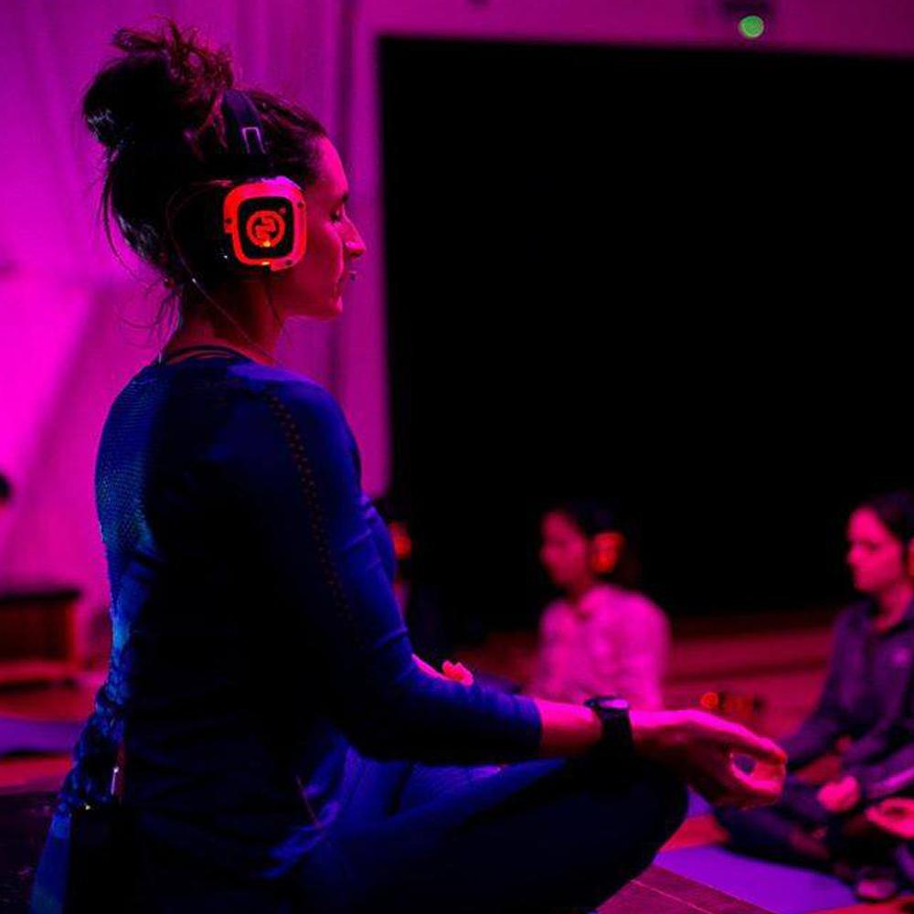 Sensorial Yoga Silentsystem