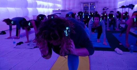 Sensorial Yoga